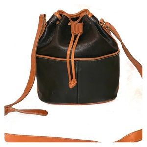 Vintage Coach Bucket Bag #111 Made In USA